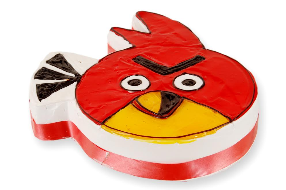 Angry Bird Cake (Any Flavour) in Pune Designs, Images, Price