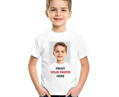 Customized Printed T-Shirt for Kids in Pune Designs, Images, Price