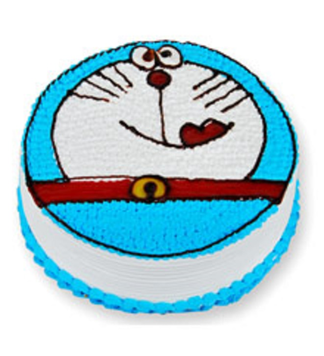 Doraemon Cake (Any Flavour) in Pune Designs, Images, Price