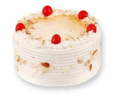 Honey Almond Cake