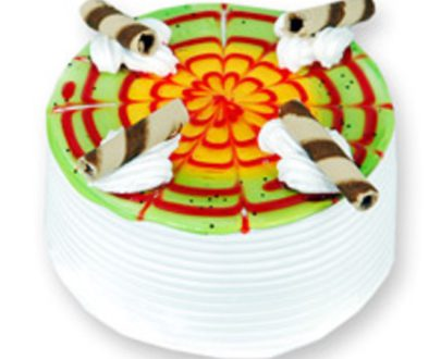 Mango Kiwi Cake in Pune Designs, Images, Price