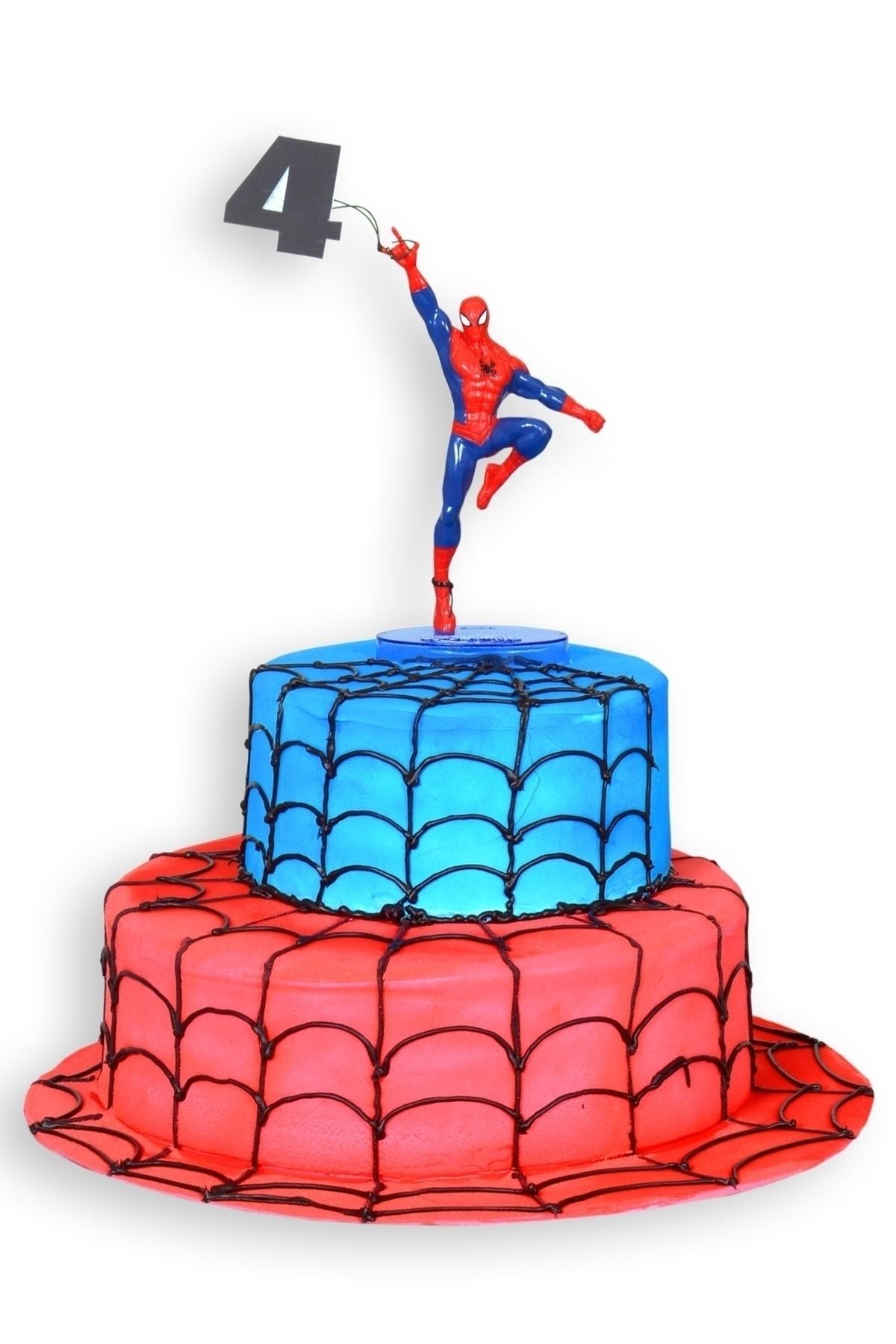 Spider-Man Cake in Pune Designs, Images, Price