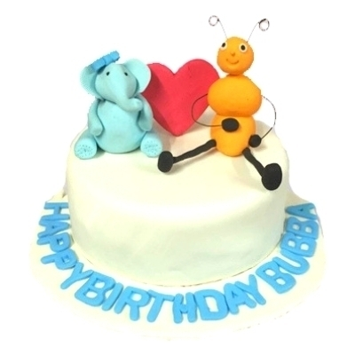 Ant and Elephant Cake in Pune Designs, Images, Price