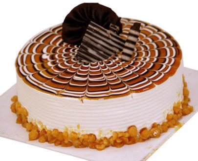 Butterscotch Caramel Cake