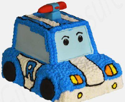 Car Shaped Cake
