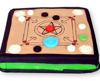 Carrom Board Theme Cake in Pune Designs, Images, Price