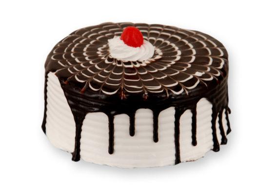 Choco Vanilla Cake in Pune Designs, Images, Price