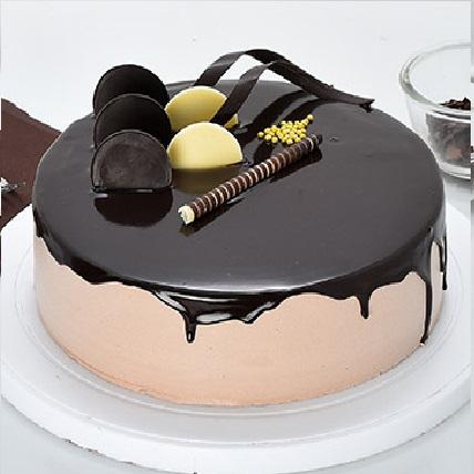 Chocolate Cream Gateau Cake in Pune Designs, Images, Price