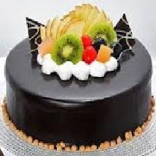 Chocolate Fruit Cake in Pune Designs, Images, Price