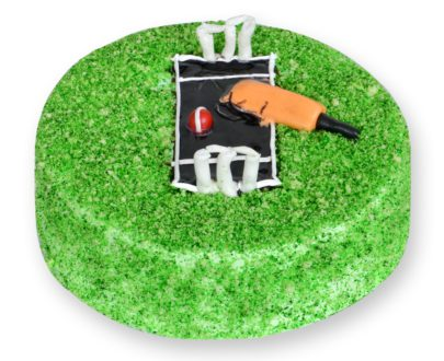 Cricket Pitch Cake in Pune Designs, Images, Price