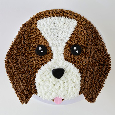 Dog Face Cake in Pune Designs, Images, Price