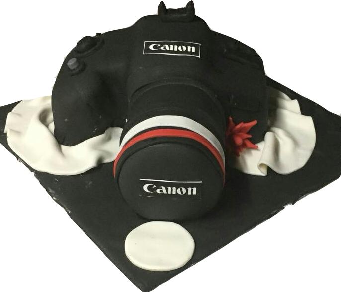 DSLR Camera Cake in Pune Designs, Images, Price