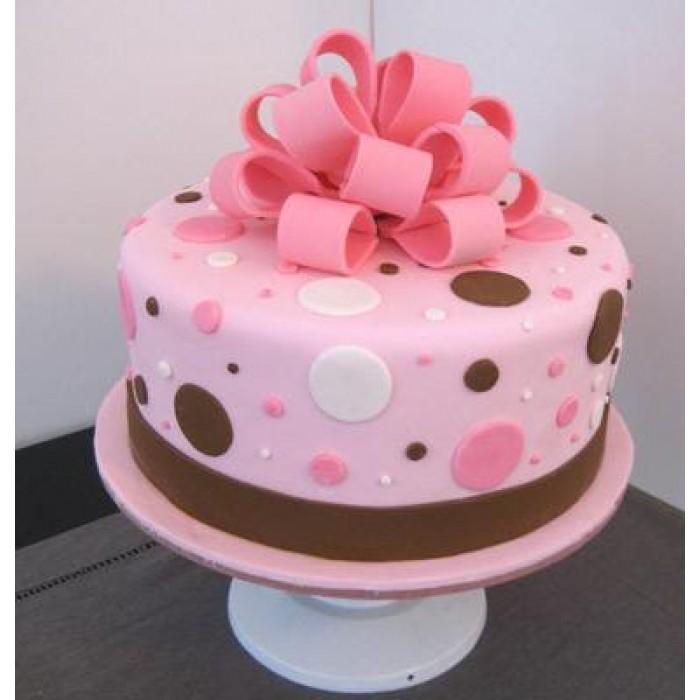 Fondant Pearl Designer Cake in Pune Designs, Images, Price