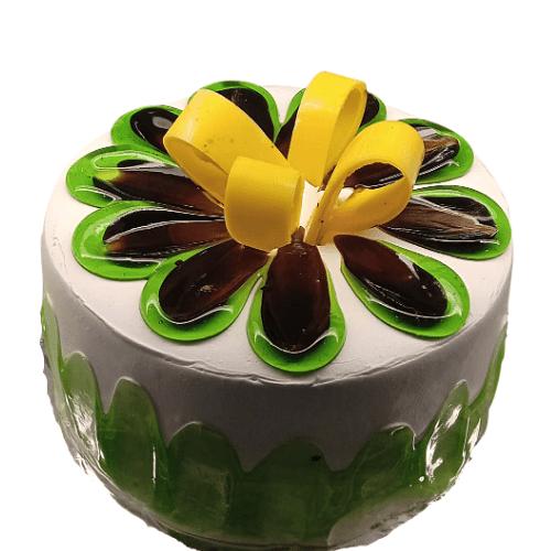 Green Apple Kiwi Cake in Pune Designs, Images, Price
