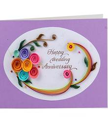 Happy Anniversary – Greeting Card in Pune Designs, Images, Price