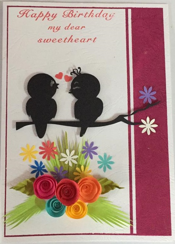 Happy Birthday Sweetheart – Greeting Card in Pune Designs, Images, Price
