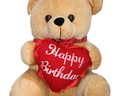 Happy Birthday Teddy Bear in Pune Designs, Images, Price