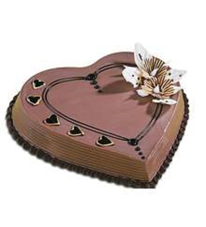 Heart Shaped Cake in Pune Designs, Images, Price
