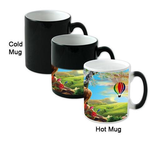 Customized Magic Mug in Pune Designs, Images, Price