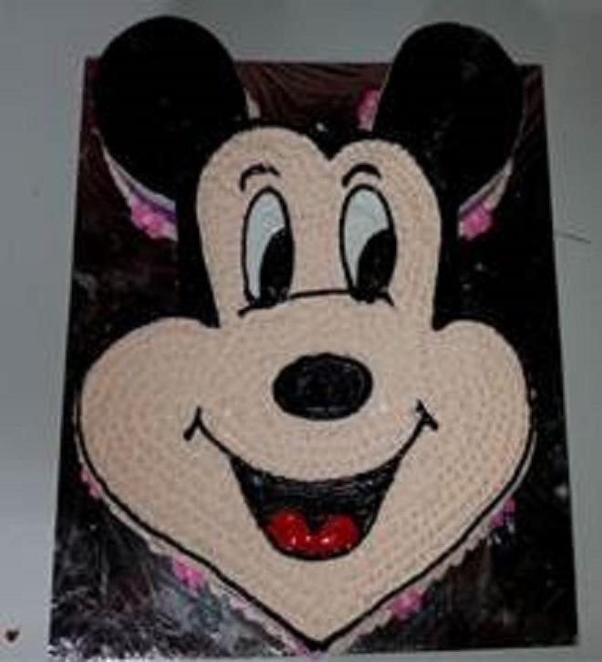 Micky Mouse Cake (Any Flavour) in Pune Designs, Images, Price