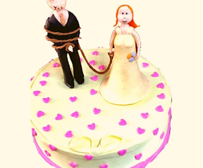 Mrs. Always Right Cake
