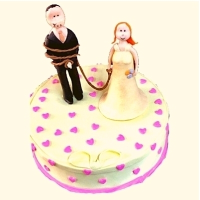 Mrs. Always Right Cake in Pune Designs, Images, Price