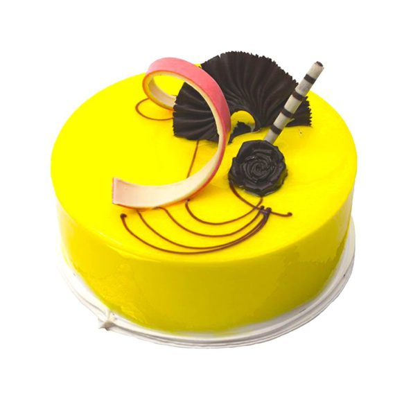 Pineapple Cake in Pune Designs, Images, Price