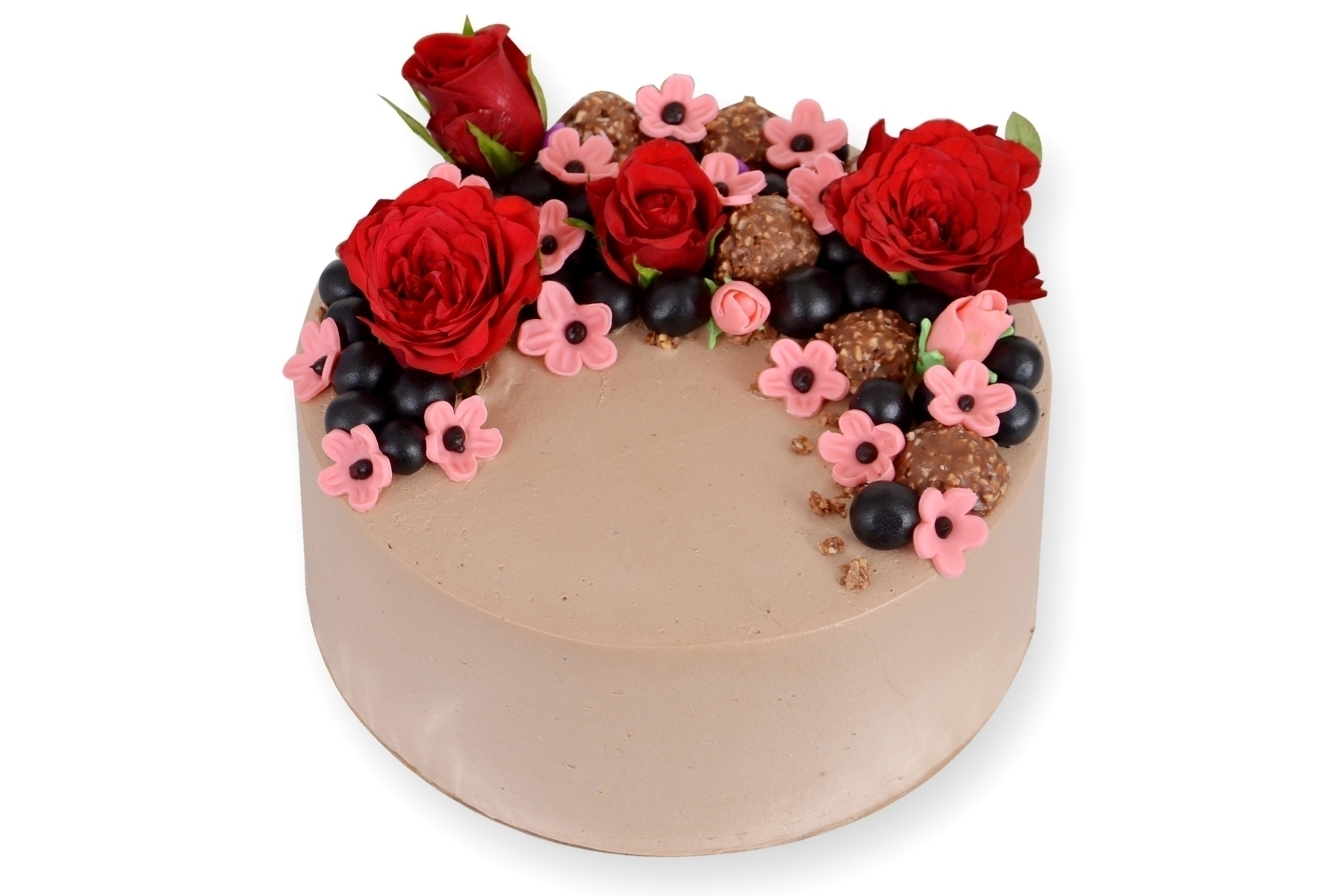 Special Celebration Semi Fondant Cake in Pune Designs, Images, Price