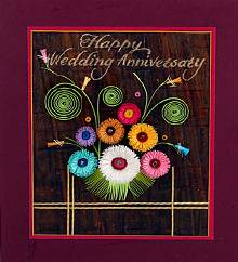 Warm Anniversary – Greeting Card in Pune Designs, Images, Price