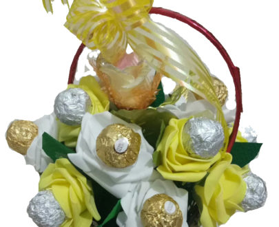 Yellow Chocolate Treat in Pune Designs, Images, Price