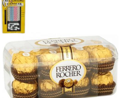 Ferrero Rocher Chocolates Delivery in Pune