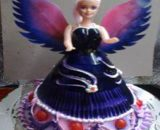 Doll Shaped Cake