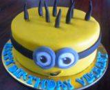 Minion Cake in Pune Designs, Images, Price