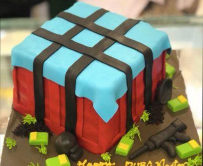 PUBG Cake (Requires Minimum 1.5 KG)