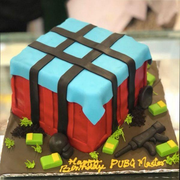 PUBG Cake in Pune Designs, Images, Price