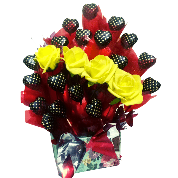 Divine Chocolate Bouquet in Pune Designs, Images, Price