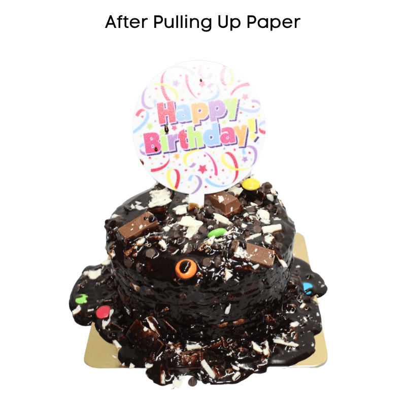 Pull Me Up Chocolate Cake in Pune Designs, Images, Price