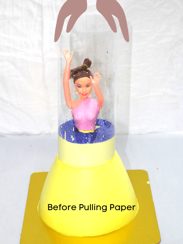 Pull Me Up Doll Cake in Pune Designs, Images, Price