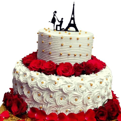 Wedding Cake / Anniversary Cake in Pune Designs, Images, Price