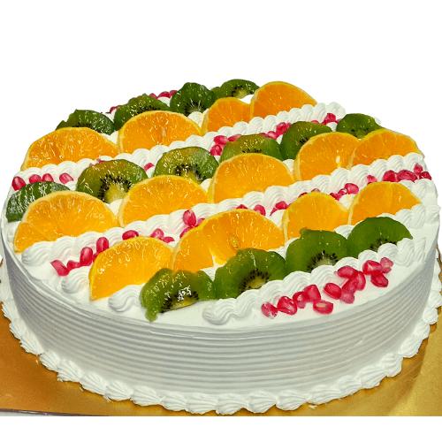 Fresh Fruit Cake in Pune Designs, Images, Price