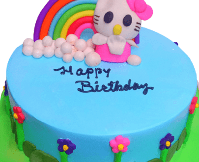 Hello Kitty Cake in Pune Designs, Images, Price