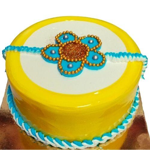 Rakhi Cake in Pune Designs, Images, Price